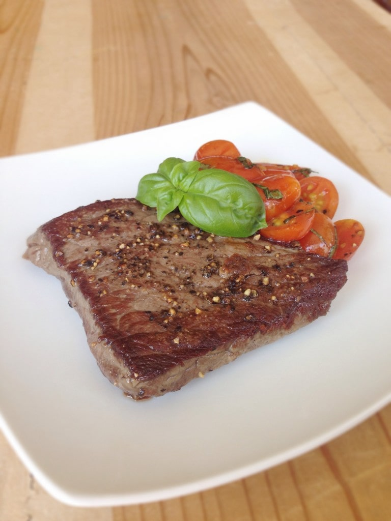Bison Ranch Steak