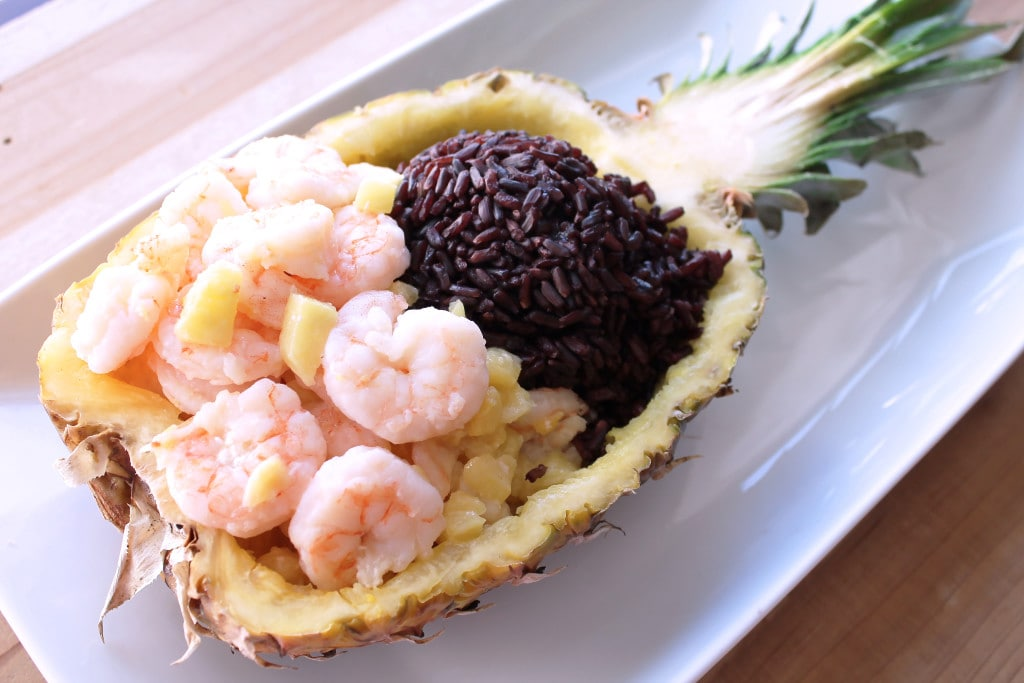 Piña Colada Shrimp Boats | Kit's Coastal | #kitscoastal #coastalpaleo