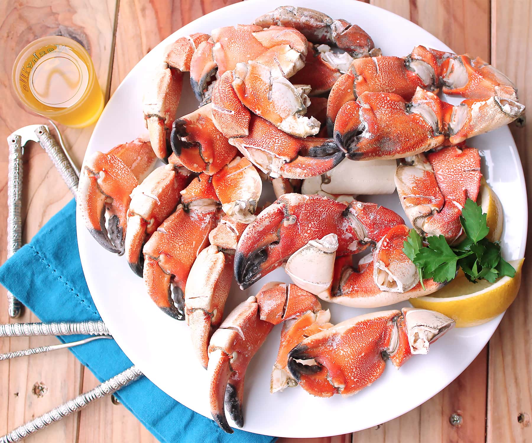 5 Minute Steamed Stone Crab Claws Kit S Kitchen