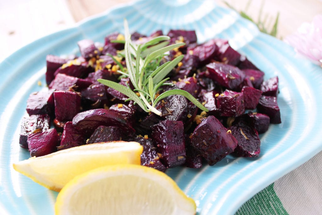 Roasted Rosemary Beets | Kit's Coastal | #kitscoastal #coastalpaleo