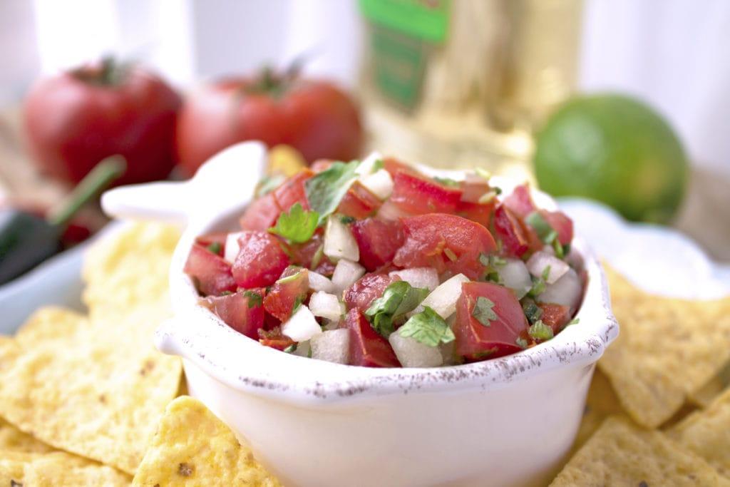 Tequila Lime Salsa | Kit's Coastal | #kitscoastal #coastalpaleo