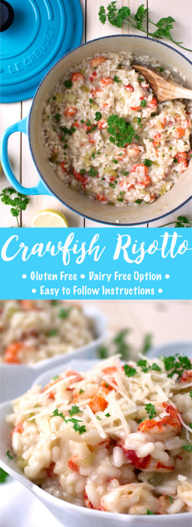Crawfish Risotto | Kit's Coastal | #kitscoastal #coastalpaleo #paleo #glutenfree