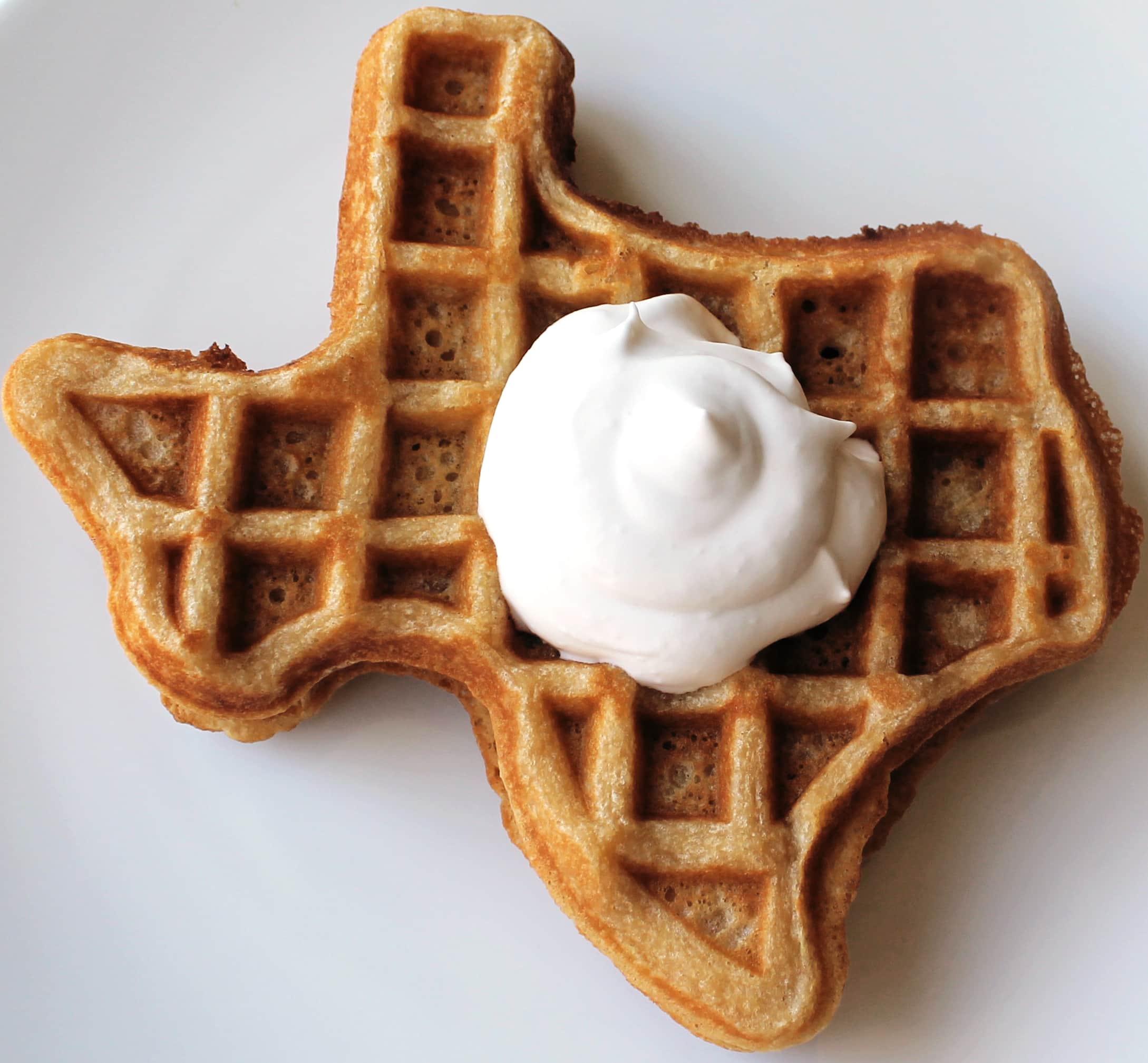 Best Ever Paleo Waffles | Kit's Coastal | #kitscoastal #coastalpaleo #paleo #glutenfree #dairyfree #waffles