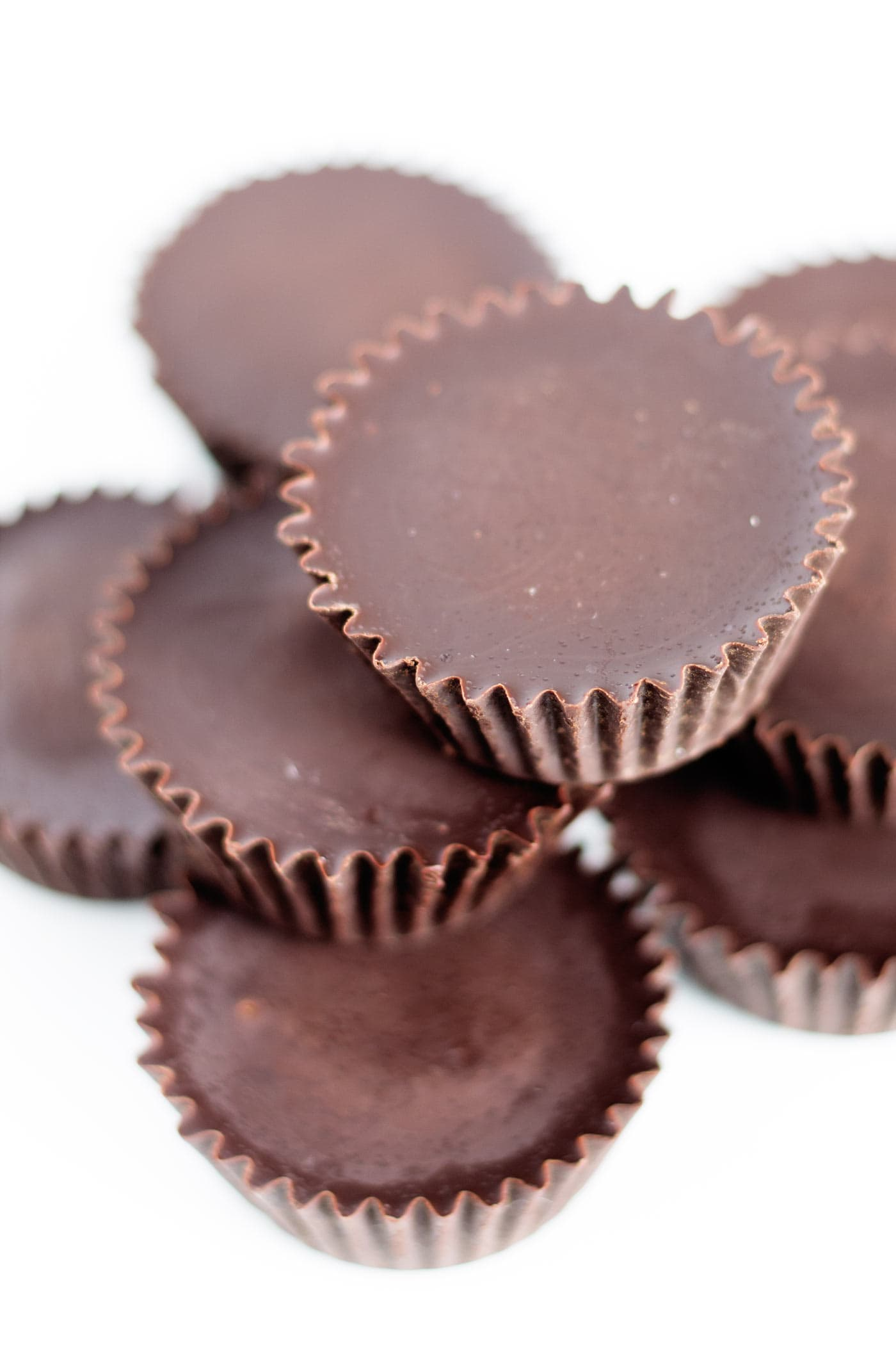 Reese's cups made healthy and spiked with pumpkin pie flavor! This fun fall recipe is easy to make, paleo, dairy free, and can be made low carb and keto!