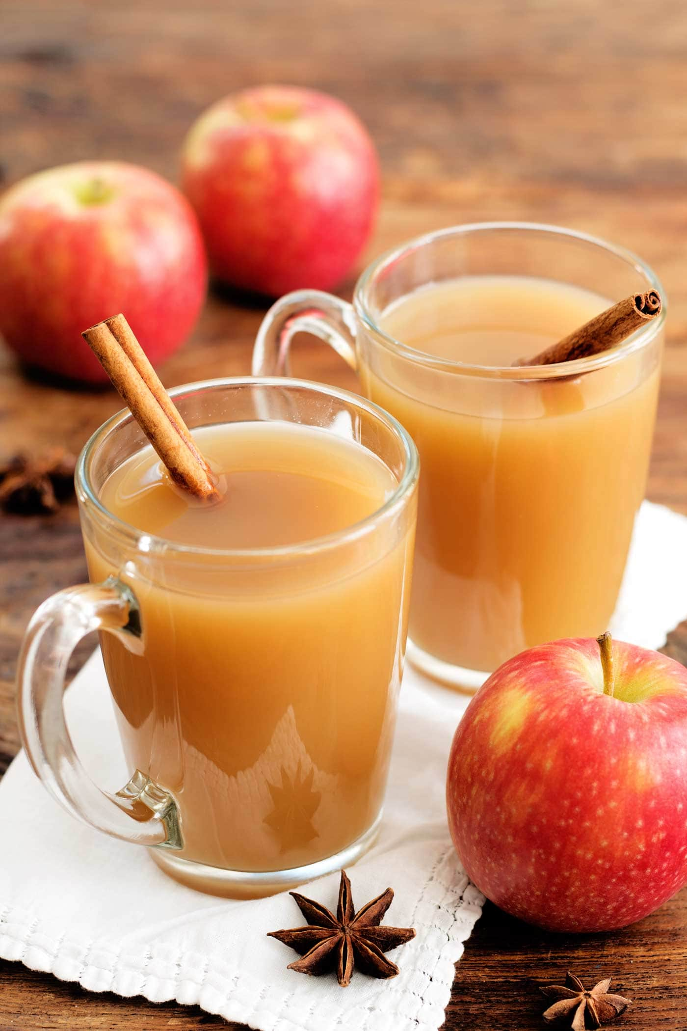 Easy Crock-pot Apple Cider